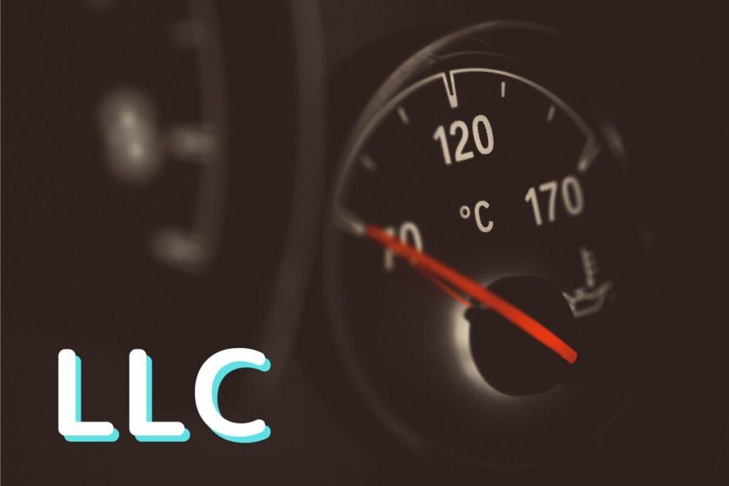 車の油温計